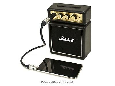Amplificador Marshall MS-2 Combo.Speakers Electric Guitars.Guitarra. NUEVO