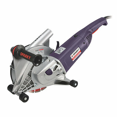 Sparky Fk 652 230Mm 2100W Wall Chaser 230V - Rrp £260