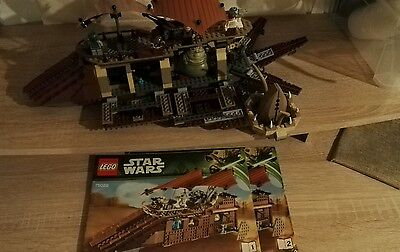 Lego Star Wars 75020 - Jabba Sail Brage TOP