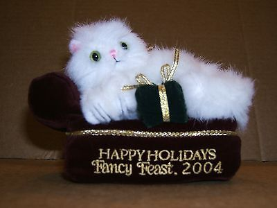 Fancy Feast Holiday Ornament 2004