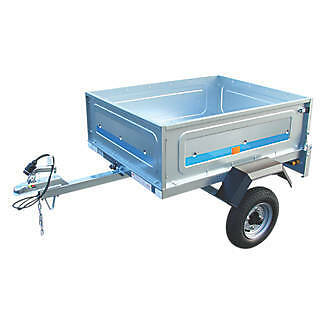 car trailer, self build plans, bolted plans & welded plans on 1 disc.