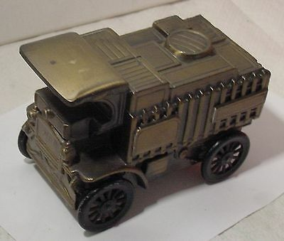 1906 Mack Truck Coin Bank Banthrico Inc Chicago USA