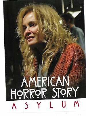 promoking-2015 American Horror Story ASYLUM promo card USA #4 out of 100