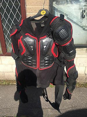 ADULT OFF ROAD MOTO-X / Enduro BODY ARMOUR / PROTECTOR XL