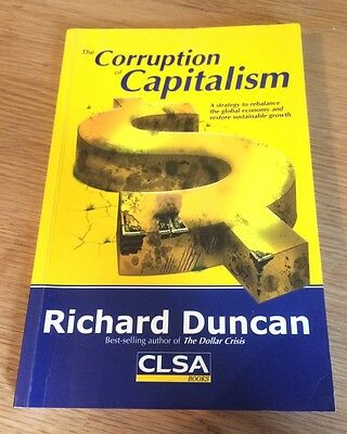 The Corruption of Capitalism Book by Richard Duncan
