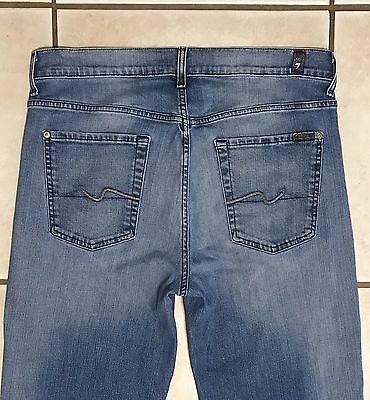 Men's 7 For all Mankind Relaxed Stretch Jeans sz. 34 x 32