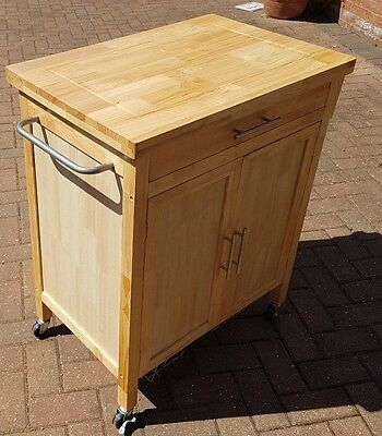 Kitchen Island Trolley/Butchers Block