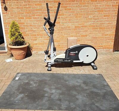 bremshey orbit cross trainer