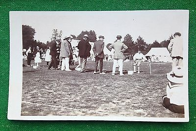 Worthing     Sports Day     Sussex     Rp    Vintage Postcard