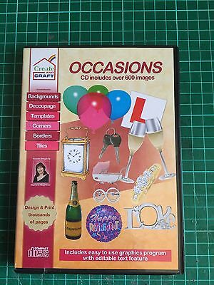 Occasions Printable Cd From Create & Craft...new