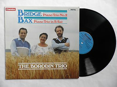 Chandos ABRD 1205, Bridge, Bax Piano Trios, The Borodin Trio, nm