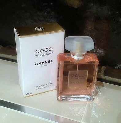 Chanel Coco Mademoiselle 100ml Women's Eau de Parfum Spray Perfume