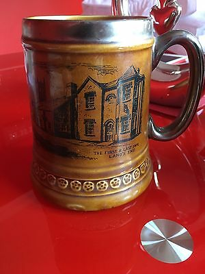 Lord Nelson Pottery Tankards