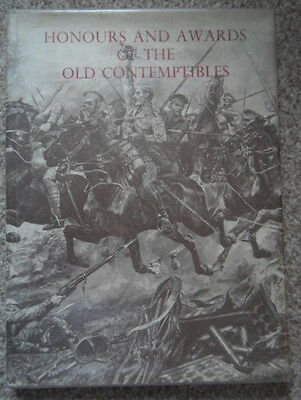 Honours And Awards Of The Old Contemptibles (1971 Edition)