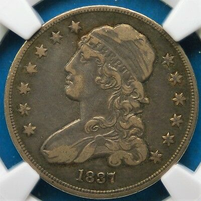 1837 Bust Quarter, NGC, VF-30 Shipping Combined (More at Store)