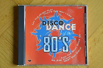 Disco Dance of the 80`s, Vol. 2, CD
