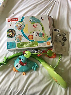 Fisher Price Cot Mobile New