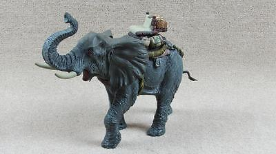 CHAP MEI Elephant Figurine interactive sonore Sound Action Figure