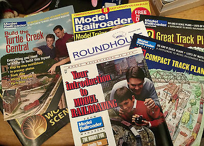 7 Various magazines as shown