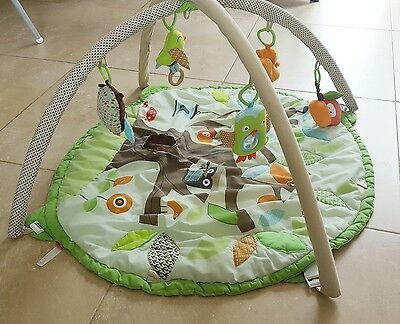 Skip Hop Treetop Friends baby activity play gym