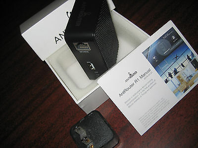 AntRouter R1 Bitcoin Lottery Miner WiFi Wireless Router