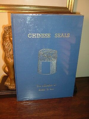 Antique Chinese Seals book The Collection of Ralph C. Lee (DeYoung Museum) 9 PIC