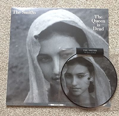 "The Smiths - The Queen Is Dead 7"" and 12"" Anniversary Editions"