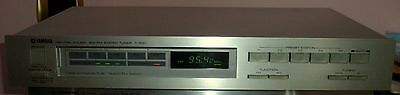 Sintonizzatore Radio AM FM Stereo Tuner Digitale Yamaha T 500 Natural Sound