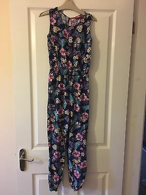 Girls Jumpsuit Age 10-11