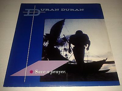 "DURAN DURAN Save A Prayer 12"" (UK Vinyl)  1980's Eighties"