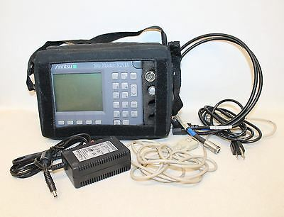ANRITSU Site Master S251A w/ 5 & 10 Cable & Antenna Tester & Spectrum Analyser