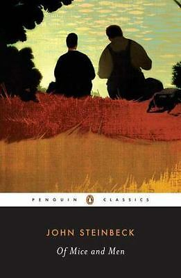 Of Mice and Men by John Steinbeck (1994, Paperback, Revised)