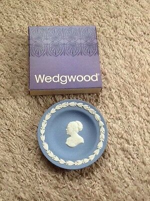 Wedgewood Plate Commemorating Janet Z Briggs of Climax Molybdenum