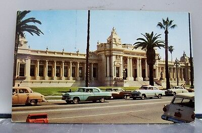 California CA Riverside County Court House Postcard Old Vintage Card View Post