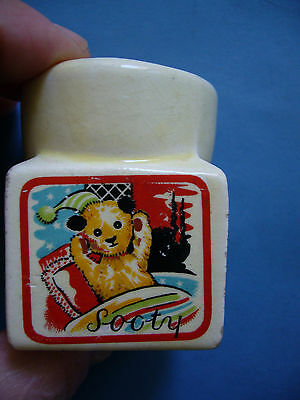 Sooty Egg Cup