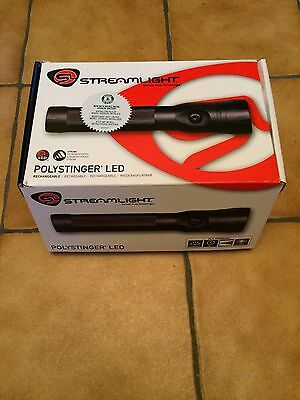 Lampe torche STREAMLIGHT PolyStinger LED- 76152