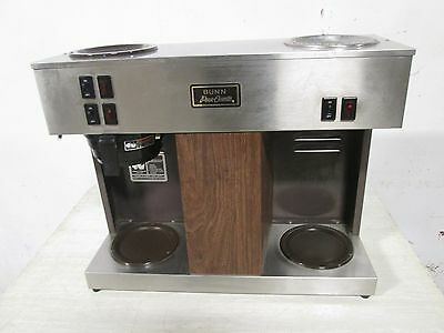 """""""BUNN VPS"""" H.D. COMMERCIAL S.S. """"POUR OVER"""" COFFEE BREWER, w/3 POT WARMER PLATES"""
