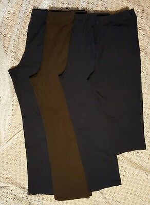 Lot of 4 Pairs Women's Jeggings/Leggings/Stretch Pants-Size Small-Croft & Barrow