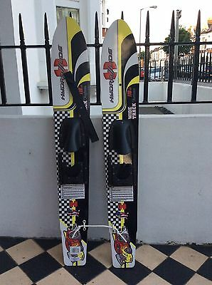Children's Trainer Water Skis By Hydroslide - Never Used - 45 inches / 116cm