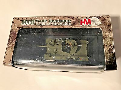 Hobby Master M10 Tank Destroyer 1:72 scale die cast New In Box