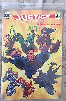 2017 General Mills Cheerios Justice League #1 Comic Book