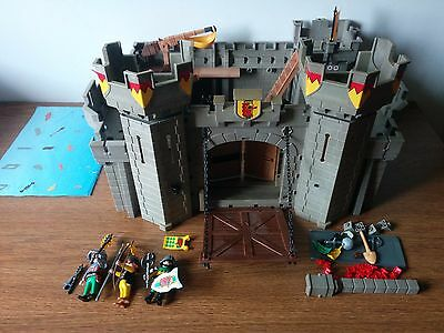 PLAYMOBIL Eagle Castle 5783 almost complete