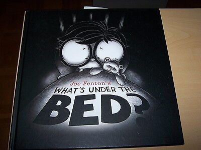 What's under the Bed? by Joe Fenton (2008, Picture Book) - hardcover
