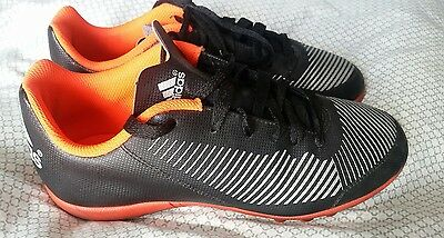 Adidas boys size 6 US soccer turf Traxion shoes cleats