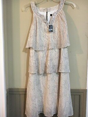 White House Black Market, New With Tags, Women's Dress, Size 8