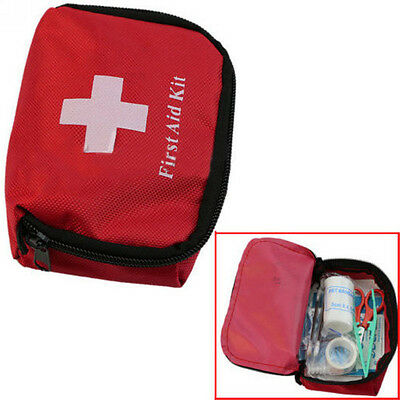 COOL Outdoor Hiking Camping Survival Travel Emergency First Aid Kit Rescue Bag