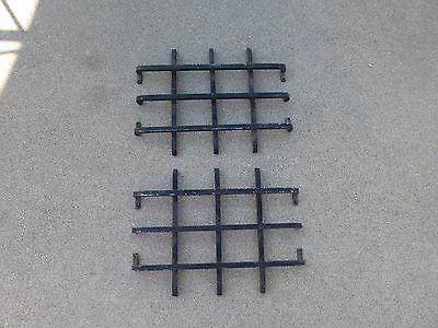 Wrought Iron Architectural Door Window Guards