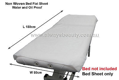 10Pc Disposable Massage Table Beatuy Bed Cover Sheets 80cmx180cm Water Oil Proof
