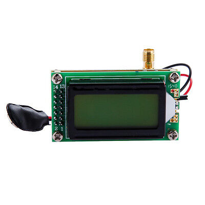 High Accuracy 1~500 MHz Portable Frequency Counter Tester