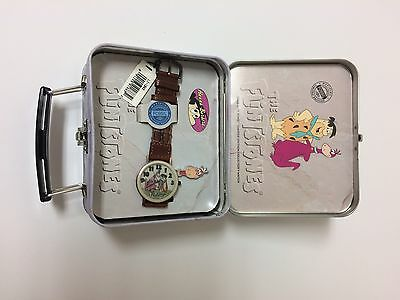 Fossil The Flintstones Watch - Fred And Dino Collectible 11617/15000